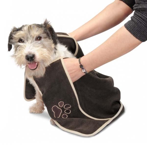 Håndklæde til hund