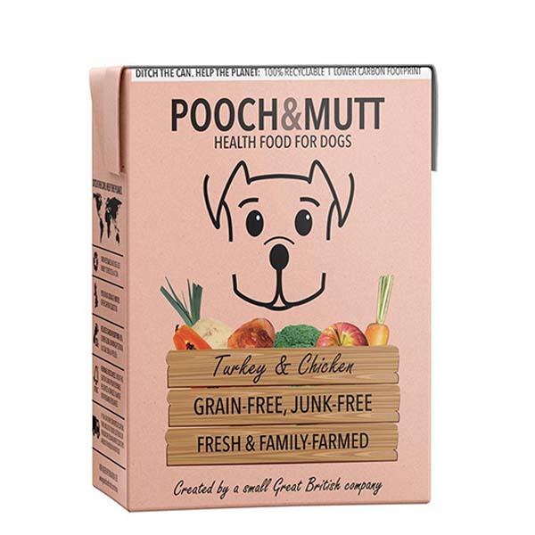 Pooch&Mutt hundefoder