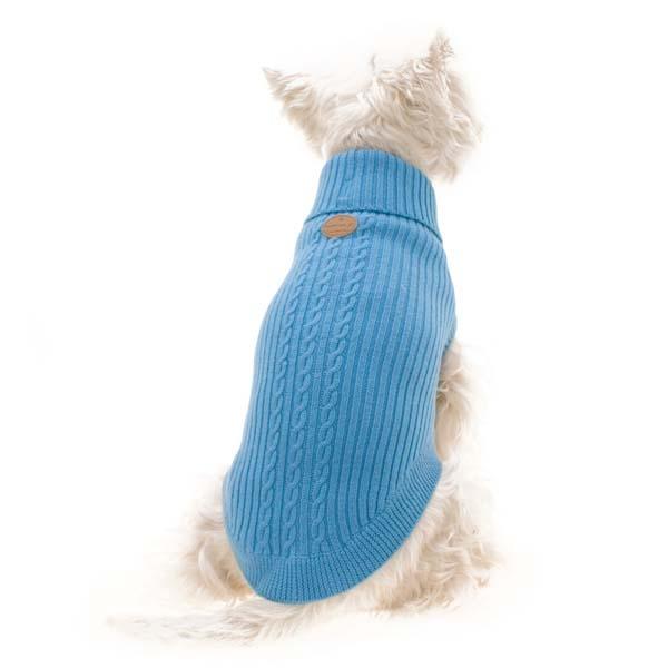 Strik og sweater til hunde