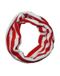 Rød/hvid
