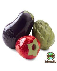 Frugt og grønt aktivitetbold