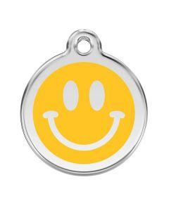 Hundetegn glad Smiley medium