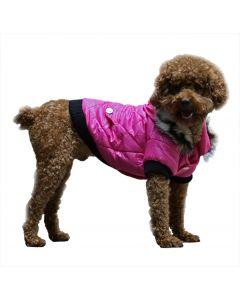 Diamond Vinterjakke - Pink