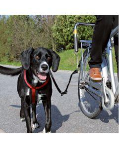Cykelstang til tur med hunden