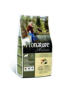 Pronature Holistic Senior hundefoder, 13,6 kg.