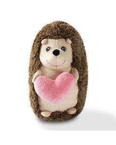 Hundelegetøj Pindsvin med hjerte