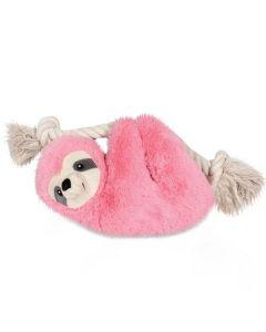 Hundelegetøj Pink dovendyr