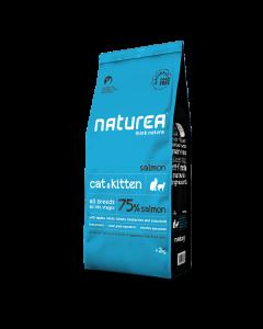Naturea Naturals kattefoder - laks