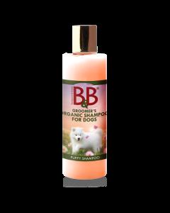 B&B Økologisk Hvalpe shampoo