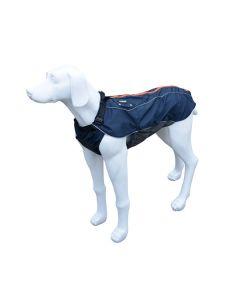 Hundefrakke SHIELD, regnjakke-Ryg 22 cm