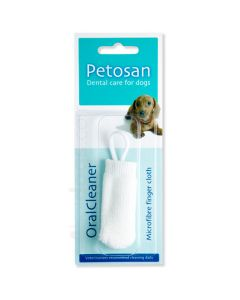 Petosan oral cleaner til hund