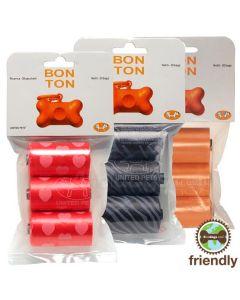Bon Ton refill sæt -bionedbrydelig