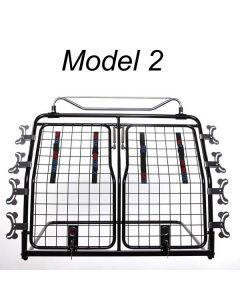 ArtFex hundegitter, Model 2