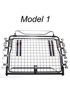 ArtFex hundegitter, Model 1 med enkelt låge