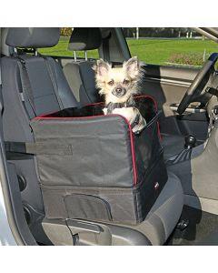 Bilsæde til små hunde