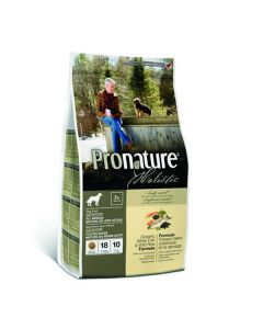 Pronature Holistic Senior hundefoder, 13,6 kg.