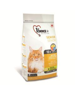 1Choice senior kattefoder 5,44 kg