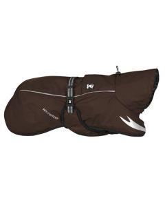 Hurtta Outdoors Torrent regnslag til hund-Brun-Ryg 35 cm