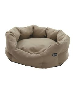 BUSTER Cocoon hundeseng-Chinchilla Beige-S
