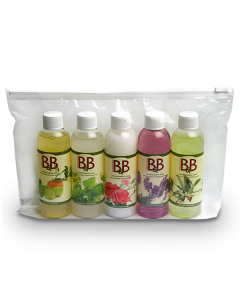 B&B Økologisk produkter i minitaske