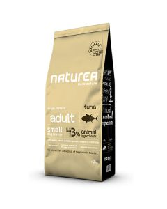 Naturea Naturals Small Breed Tunfisk, 2kg